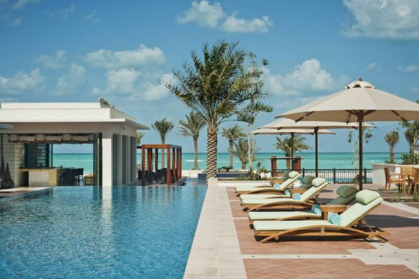 The St. Regis Saadiyat Island ResortThe St. Regis Saadiyat Island Resort
