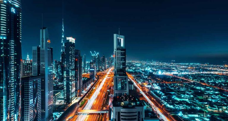 Get Your Guide Dubai by night