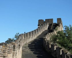 China Die Grosse Mauer