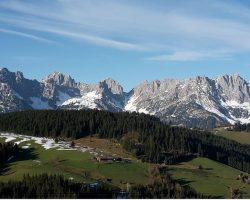 Kitzbuehel wilder Kaiser Gebirge Ferienhaus