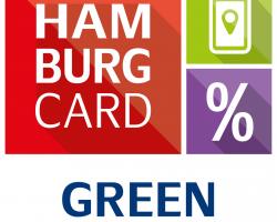Logo Hamburg CARD Green