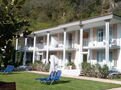 Residence Ville Lago Lugano banner