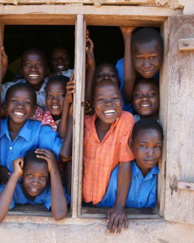 Chamäleon Reisen Uganda