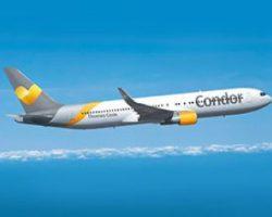 Condor Airline Boeing