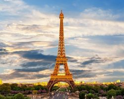 Eiffelturm tagsueber