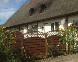 Ferienhaus Reetdachkaten