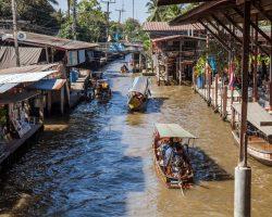 Damnoen Saduak, getyourguide Bangkok