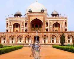 Humayuns Ggrab, getyourguide delhi indien