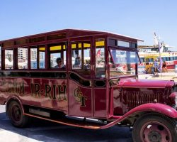 Oldtimer Tour auf Malta