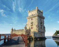 Torre Belem Lissabon Portugal