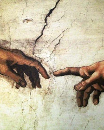 rom erschaffung adams sixtinische kapelle