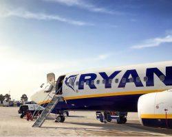 ryanair ntv flugzeug airline
