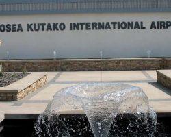 Windhoek Airport droht Schliessung