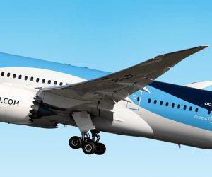 x3 tui fly flugzeug dreamliner